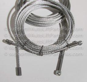 Car Lift Cable assemblies (331) 442-9150